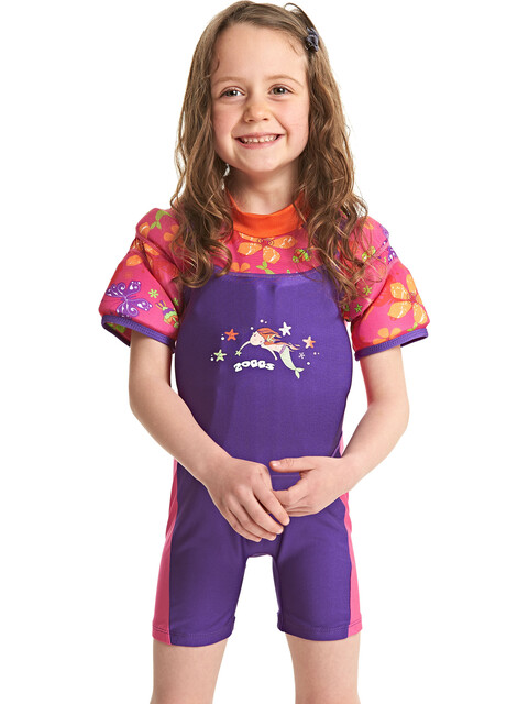 Zoggs Mermaid Flower - Maillot de bain Enfant - rose/violet